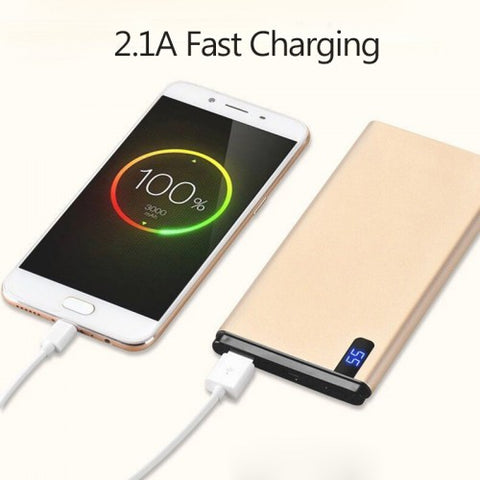 Mobile Power Bank Charger