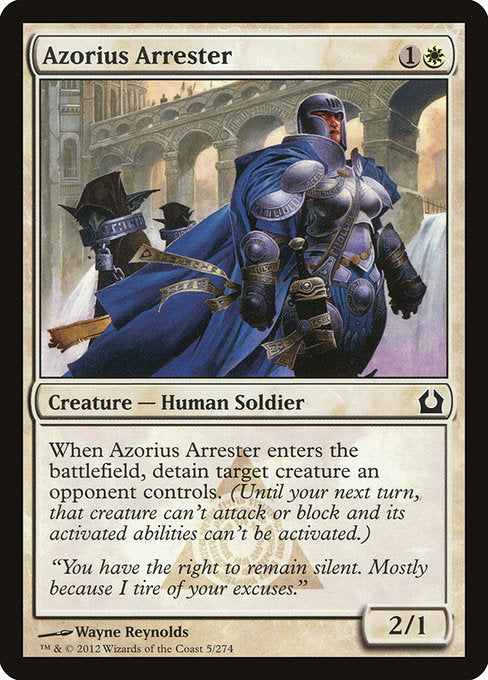 Azorius Arrester [Return to Ravnica]