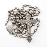Antique Gorham Sterling Silver Rosary