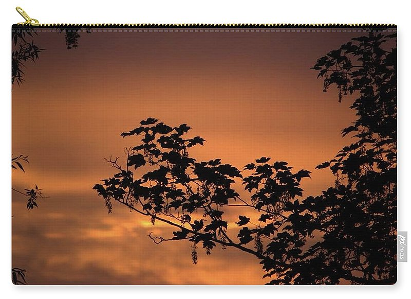 Sky On Fire - Carry-All Pouch