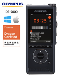 Olympus DS-9000 Professional Digital Dictaphone