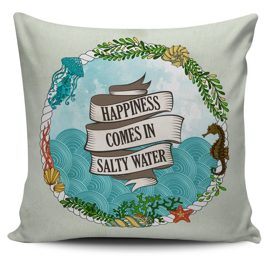 Salty Water - Pillow Cover