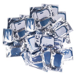 100 pcs Replacement fitness gel stickers for EMS