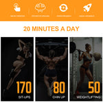Smart muscle fitness trainer for press muscles