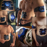 USB Rechargeable EMS muscle stimulator