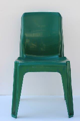 Maxi Chair Virgin Plastic Bottle Green - SPECIAL (R107.00 For 100 & Over)