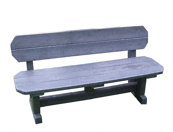 Sleeper Bench With Back