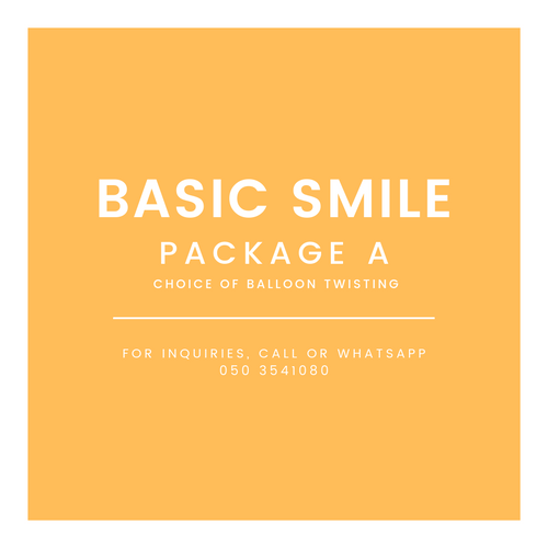 Basic Smile Package A