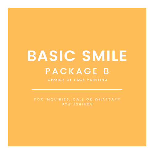 Basic Smile Package B