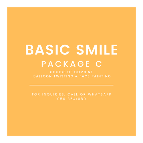 Basic Smile Package C