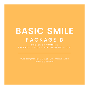 Basic Smile Package D