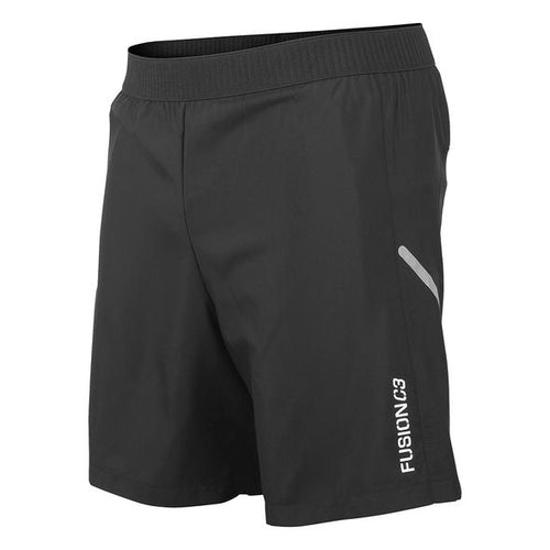 fusion c3 unisex running shorts with compression liner