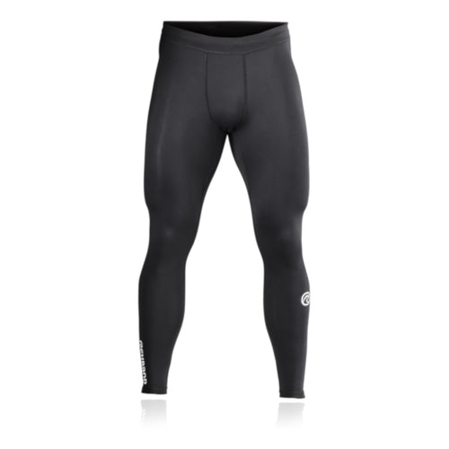 rehband compression tights mens black
