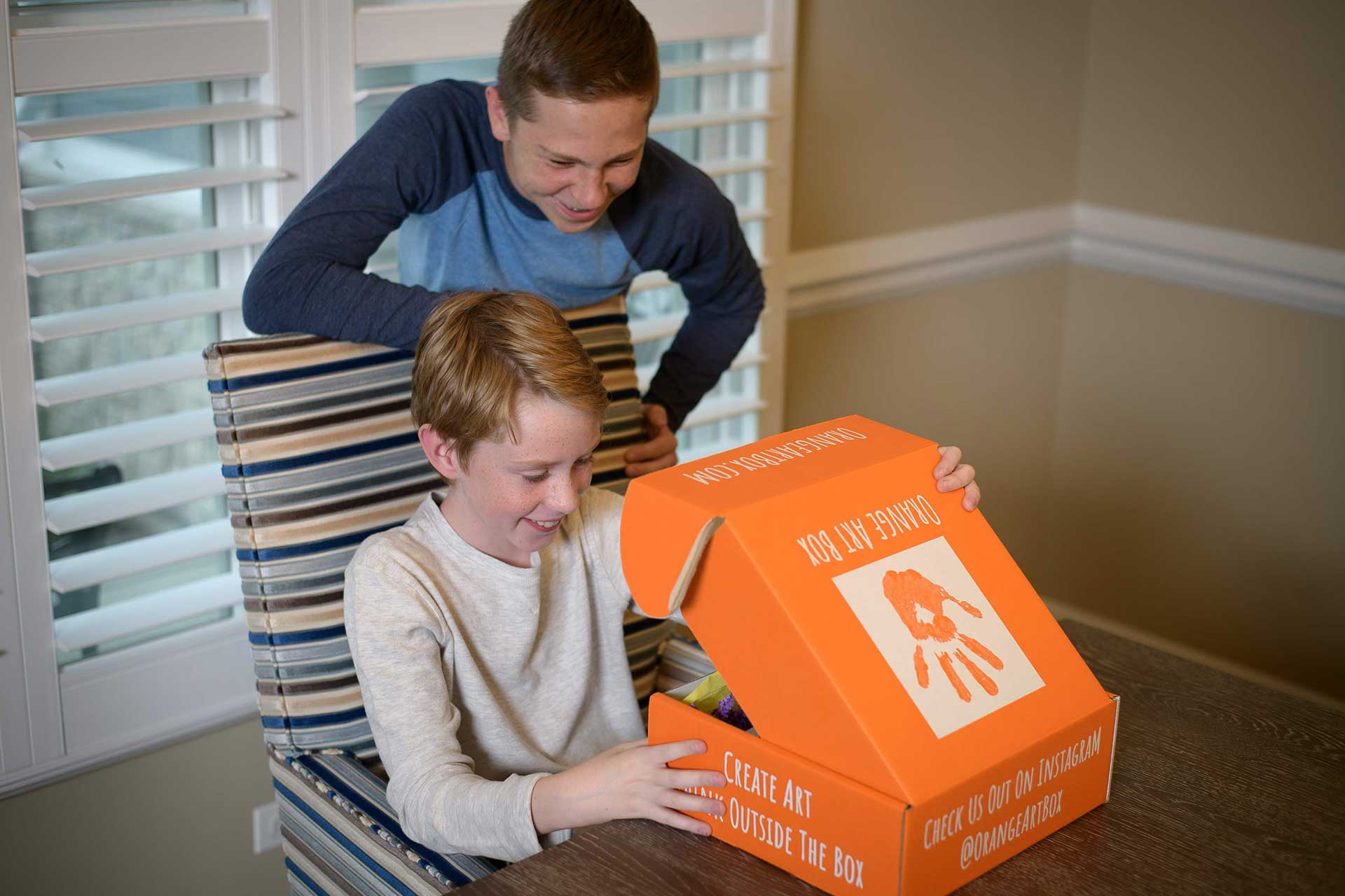 From Camp Dewey to an Art Subscription Box for Kids