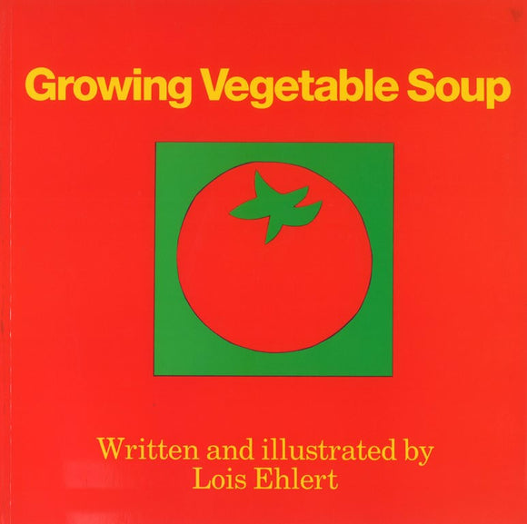 Growing Vegetable Soup </br> Item: 325800