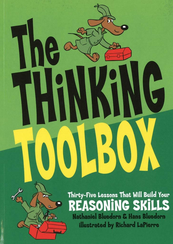 The Thinking Toolbox </br> Item: 531519