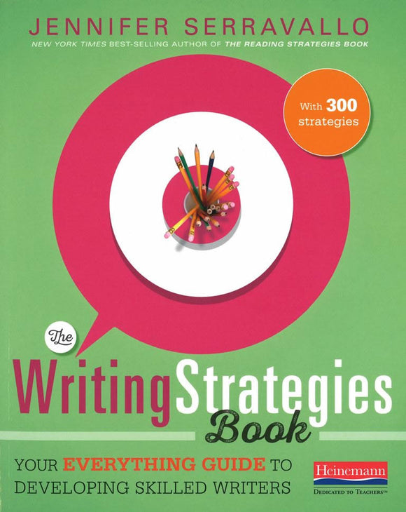 The Writing Strategies Book </br> Item: 78229