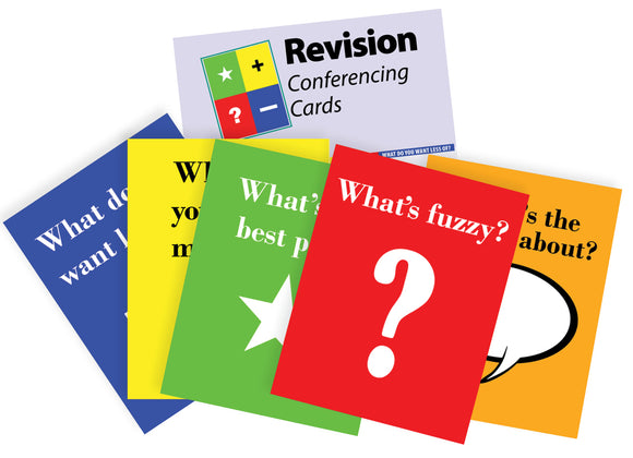 Revision Conferencing Cards </br> Item: 106
