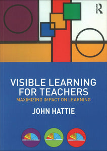 Visible Learning for Teachers </br> Item: 690157