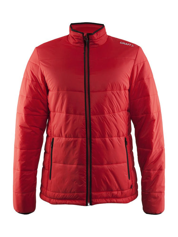 1904569 - Insulation primaloft jacket Men - Bright red (2430)