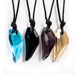 Crystal Shard Pendant - Dinosaur Gifts & Accessories