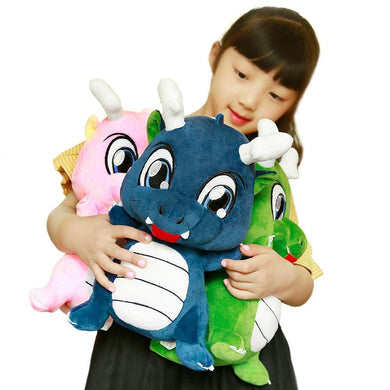 Stuffed Dinosaur Plush Toy For Kids