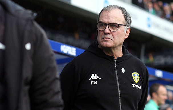 BIELSA HAPPENED AT LEEDS UNITED, THE FUTURE DOESN'T MATTER