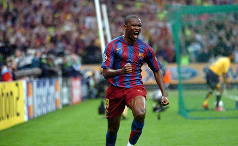 THE BUTTERFLY EFFECT: WHAT IF ETO'O DIDN'T EQUALISE FOR BARCA V ARSENAL?
