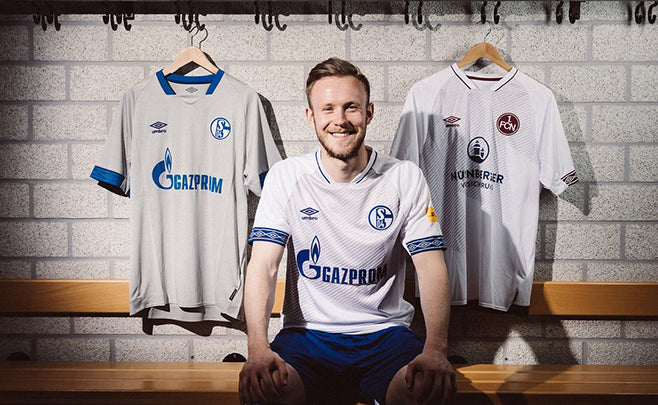 FC SCHALKE 04 AND 1. FC NÜRNBERG WILL SWAP SHIRTS BEFORE THEIR MATCH