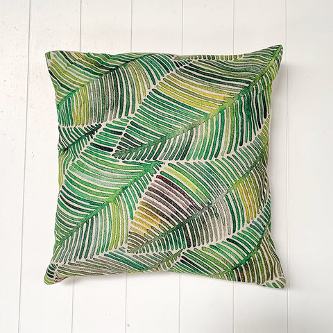 Flat Leaf Cushion