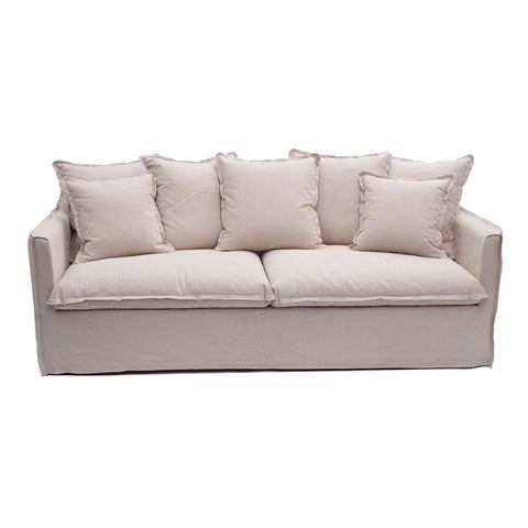 Coco 3 Seater Beige