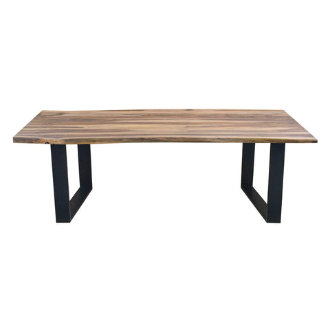 Live Edge Coffee Table Rosewood