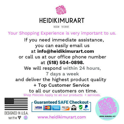 customer satisfaction is top priority heidi kimura art llc