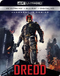 Dredd [4K UHD Bluray Disc Only] - OnlyTheDisc