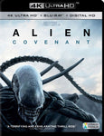 Alien Covenant [4K UHD Bluray Disc Only] - OnlyTheDisc