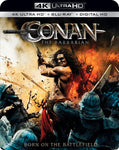 Conan The Barbarian [4K UHD Bluray Disc Only] - OnlyTheDisc