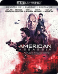 American Assassin [4K UHD Bluray Disc Only] - OnlyTheDisc