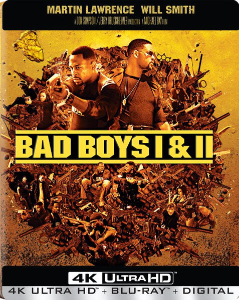 Bad Boys [4K UHD Bluray Disc Only] - OnlyTheDisc