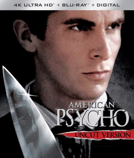 American Psycho (2000) [4K UHD Bluray Disc Only] - OnlyTheDisc