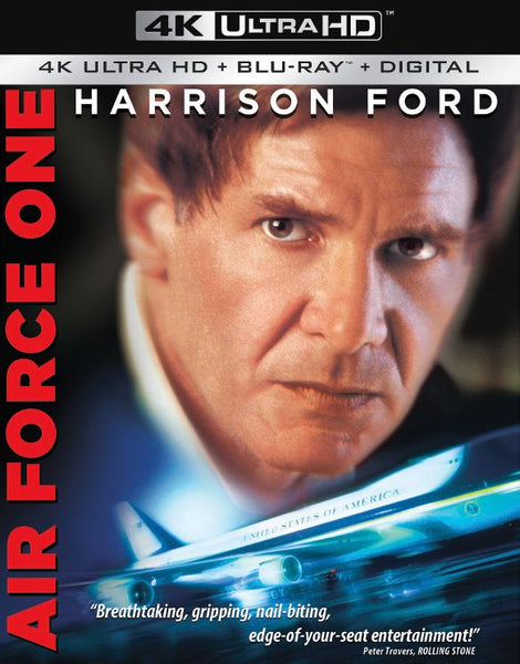 Air Force One [4K UHD Bluray Disc Only] - OnlyTheDisc