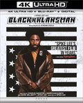 BlacKkKlansman [4K UHD Bluray Disc Only] - OnlyTheDisc
