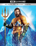 Aquaman [4K UHD Bluray Disc Only] - OnlyTheDisc