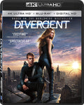 Divergent [4K UHD Bluray Disc Only] - OnlyTheDisc