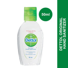 Load image into Gallery viewer, Dettol Hand Sanitiser-50ml
