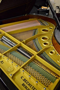 Bechstein A1 Grand Piano inside