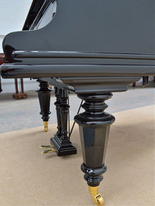 Bechstein V Grand Piano Leg