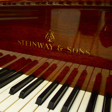 Load image into Gallery viewer, Steinway & Sons Grand Piano Model M Keyboard