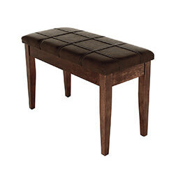 Dolce Piano Bench Walnut