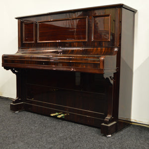 Bechstein 9 Rosewood Upright Wood Finish