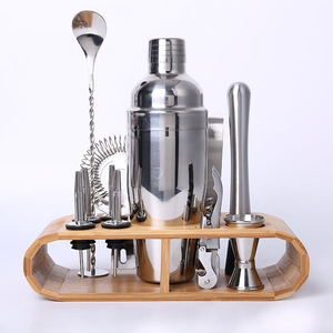 12-piece Cocktail Maker Set for The Personal Bartender